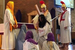 Our Lady of Mercy Catholic College Burraneer - Stations of the Cross