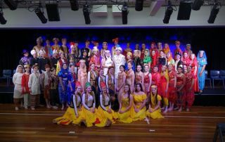 Our Lady of Mercy Catholic College Burraneer - School Life - Student Showcase - Aladdin Production