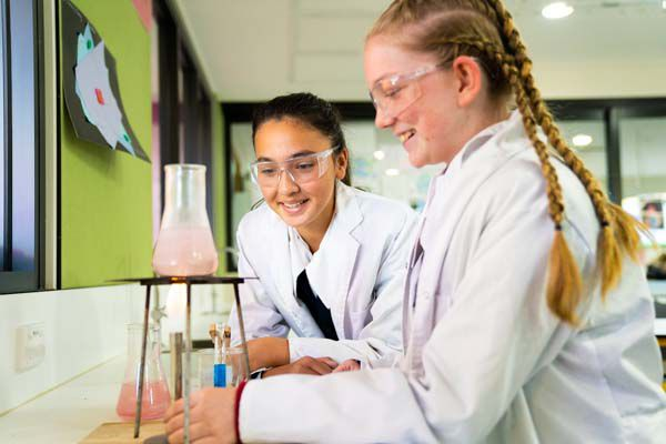 Our Lady of Mercy Catholic College Burraneer - About Us - Facilities - STEM_Science