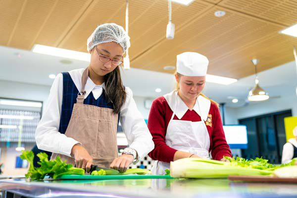 Our Lady of Mercy Catholic College Burraneer - About Us - Facilities - Collaborative Learning Spaces