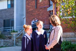 Our Lady of Mercy Catholic College Burraneer - School Life - Student Wellbeing