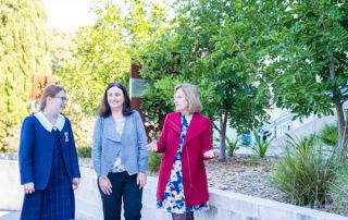 Our Lady of Mercy Catholic College Burraneer - Enrollment - Visit Our School