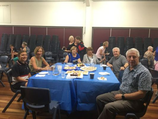 Our Lady of Mercy Catholic College Burraneer - Grandparents Day